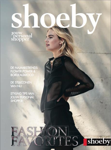 shoeby magazine