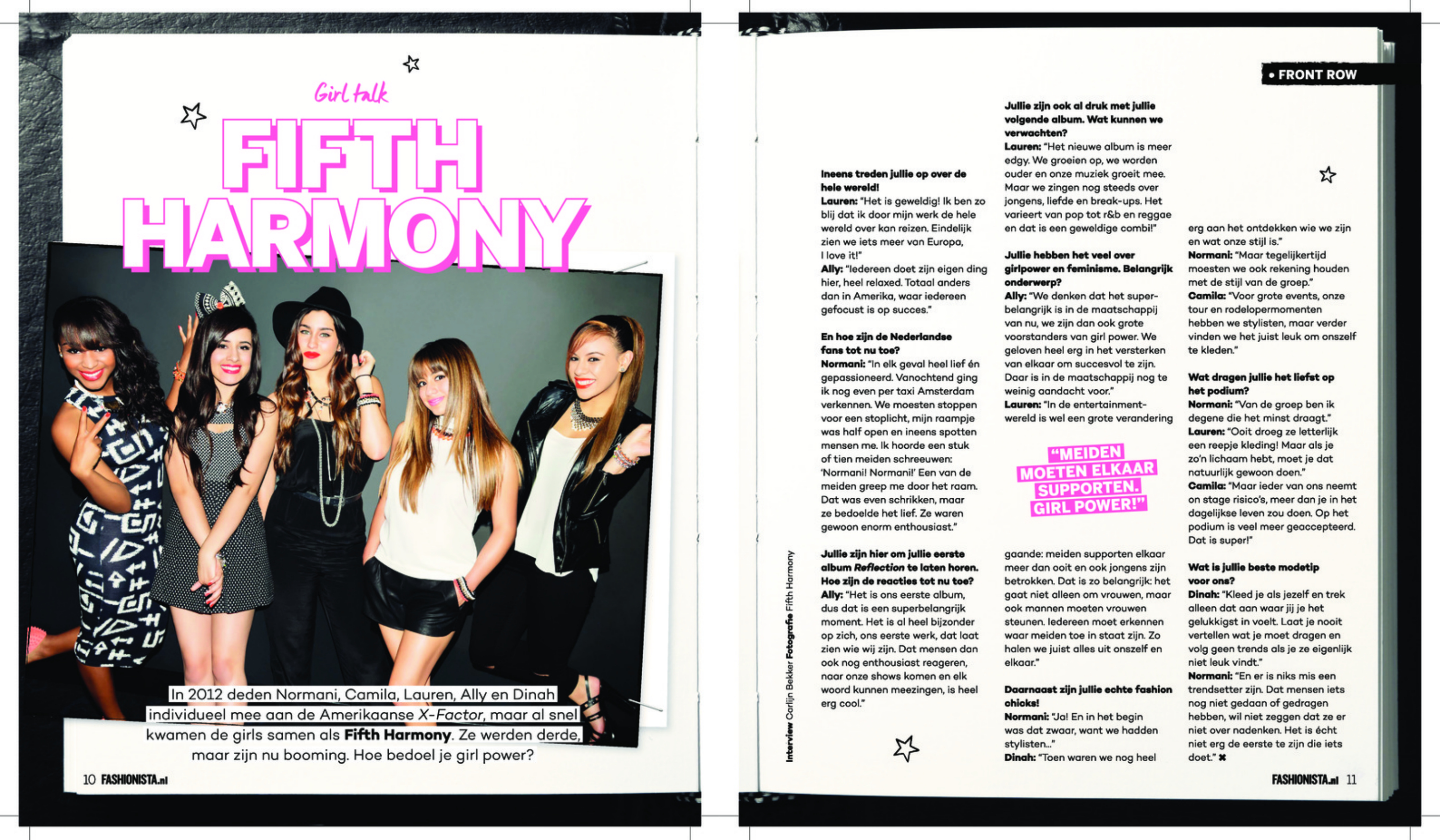 fifth harmony interview